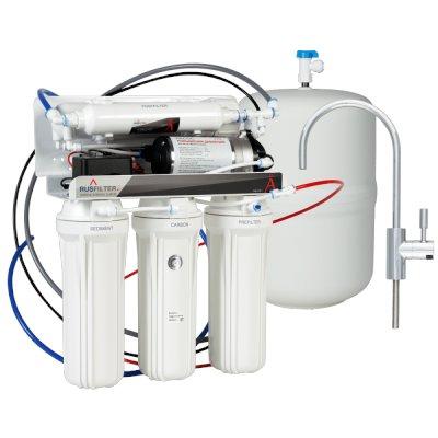 Обслуживание и ремонт бытовых очистителей воды